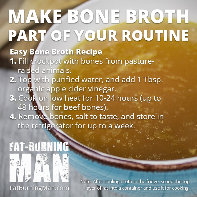 how to make beef broth easy